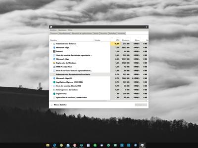"""""""El Administrador de tareas de Windows es una vergüenza"""": la respuesta de un empleado de Microsoft a las críticas de uno de Google"""
