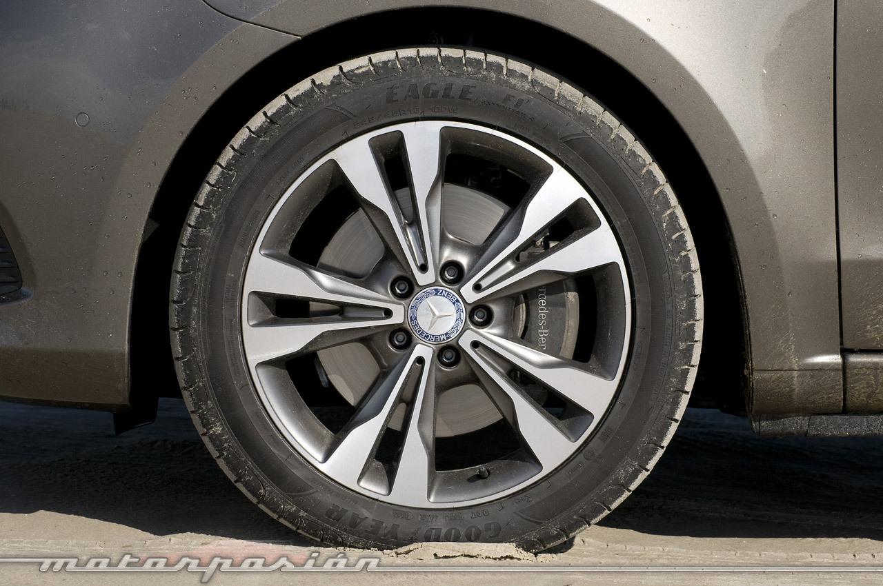 Foto de Mercedes-Benz Clase V (toma de contacto) (8/44)