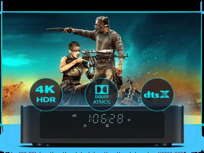 DVDFab se apunta a los reproductores multimedia 4K con un interesante modelo compatible con HDR