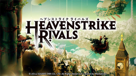 Heavenstrike Rivals, el nuevo RPG táctico de Square Enix ya disponible en Google Play