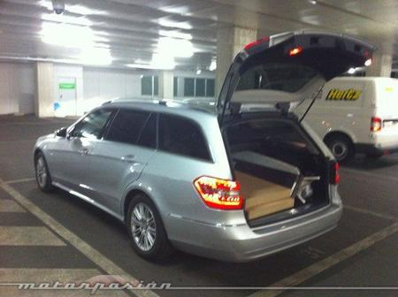 Mercedes E Estate Ikea