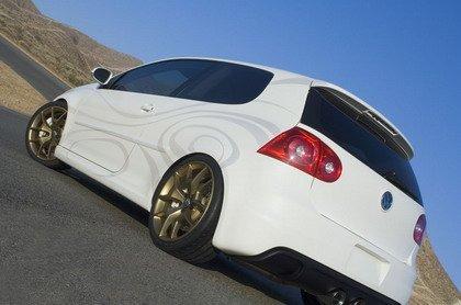 Volkswagen R GTI Thunder Bunny