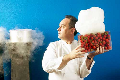 ¿Qué nombre se le debería poner a la revolución culinaria española?