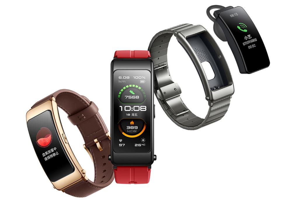 Huawei TalkBand B6: a nova pulseira de atividade que se transforma em mãos-livres Bluetooth