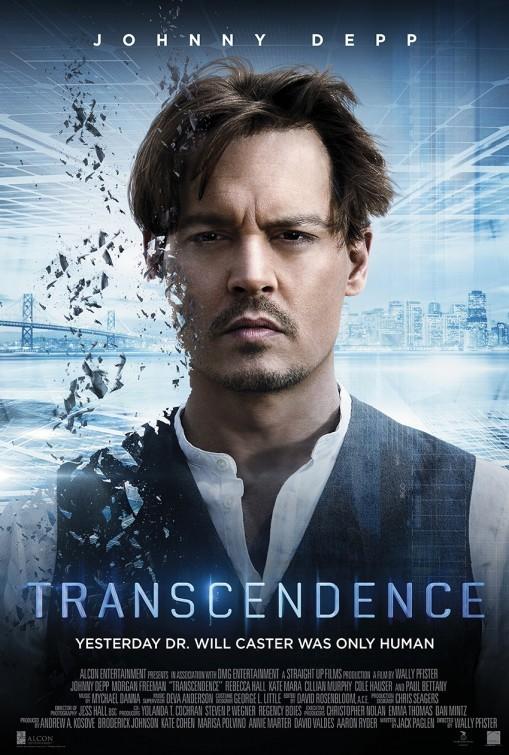 Foto de 'Transcendence', carteles (10/11)