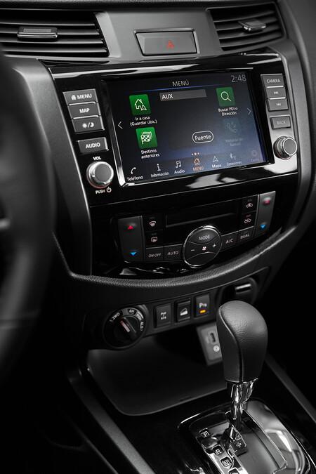 Nissan Np300 Frontier 2021 Pick Up Precio Mexico 8