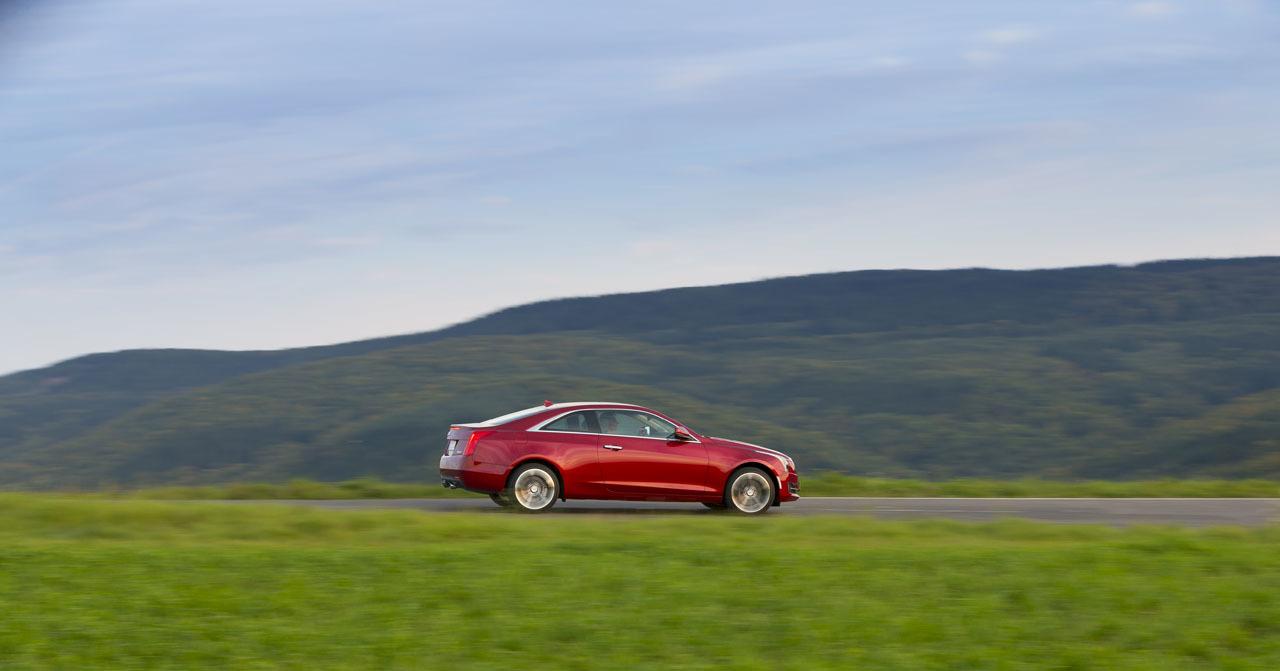 Foto de Cadillac ATS Coupé Europeo (21/33)