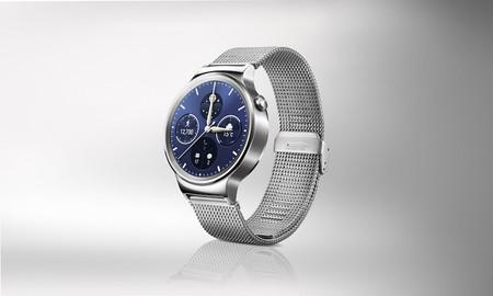 Smartwatch Plateado