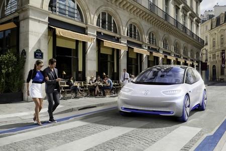 Volkswagen Id Paris