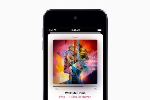 De entretener y educar a niños a gestionar tiendas de ropa: así son los usos del nuevo iPod touch