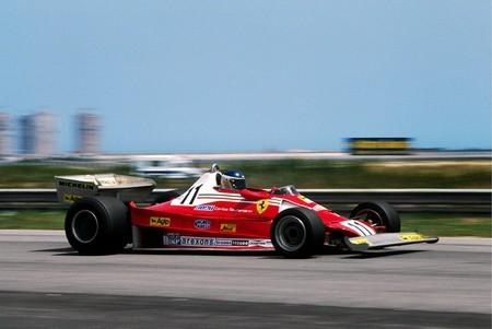 Reutemann Ferrari F1