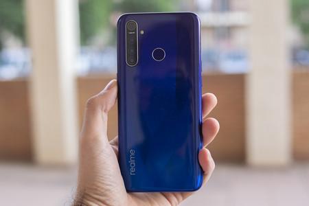 El Realme 5 Pro empieza a actualizarse a Android 10 con Realme UI