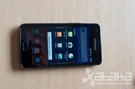 Galaxy S2 Gestor Aplicaciones