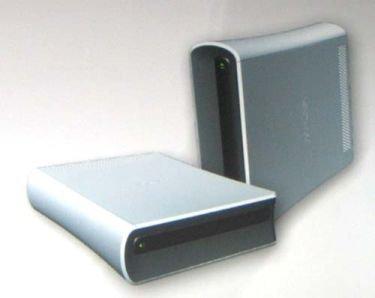 Imágenes de la unidad HD-DVD para XBox 360