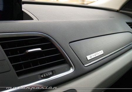 Audi Q3 quattro prueba interior 02
