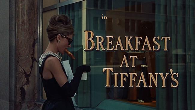 Breakfast At Tiffanys Blu Ray Movie Title 1280