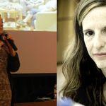 Maite Carranza y Anna Manso, ganadoras de los Premios El Vaixell de Vapor y Gran Angular de la Fundación SM