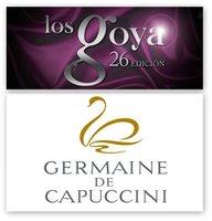 Germaine de Capuccini, marca de cosmética oficial de los Premios Goya 2012