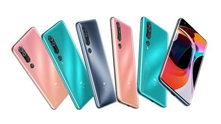 La potencia en oferta: descuentos de hasta el 40% en Mi Note 10 y otros buques insignia de Xiaomi