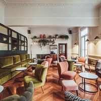 The Pilgrm Hotel o la magnífica remodelación de un edificio victoriano en el corazón de Londres