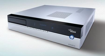 Fujitsu Scaleo EV, ordenadores para el salón digital