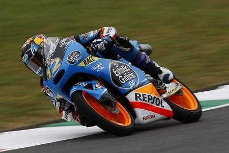 Álex Márquez, el más rápido de Moto3