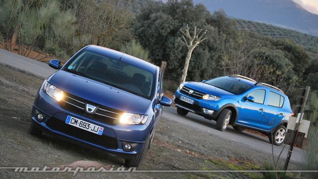 Dacia Sandero y Sandero Stepway 2013
