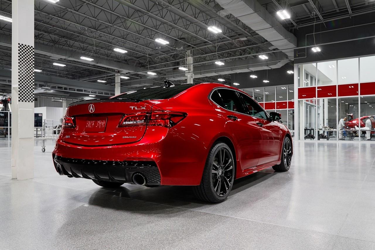 Acura TLX PMC Editon