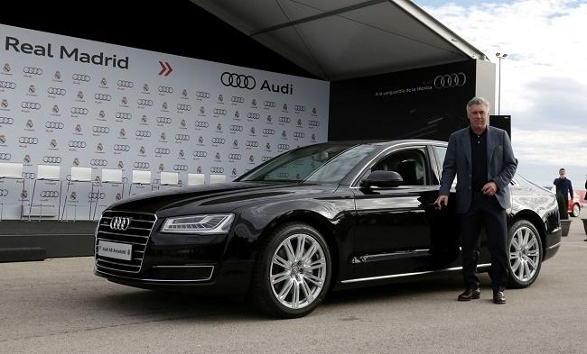 Audi Y Real Madrid 3 10