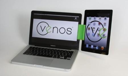 SideCar de Venos, un sencillo accesorio para acoplar el iPad junto a la pantalla de tu portátil Mac