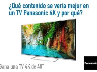¿Quieres un televisor 4K de Panasonic? Puedes conseguir uno en el Club Xataka
