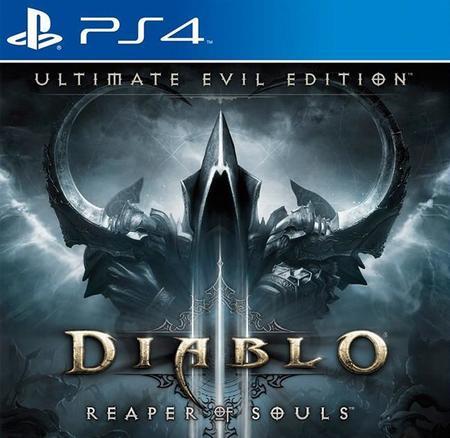 Diferencias de peso en la versión digital de Diablo III Ultimate Evil Edition para PS4