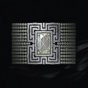 El misterio y sofisticación de la nueva colección de relojes-joya de Cartier