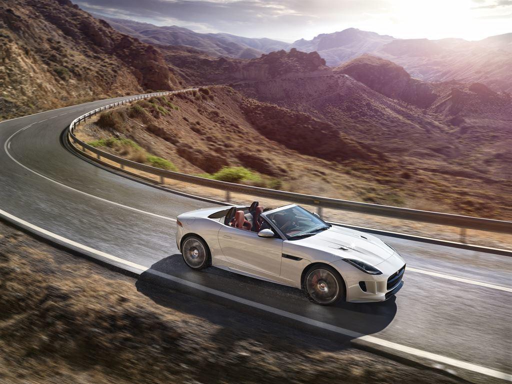 Foto de Jaguar F-Type 2016 (3/76)