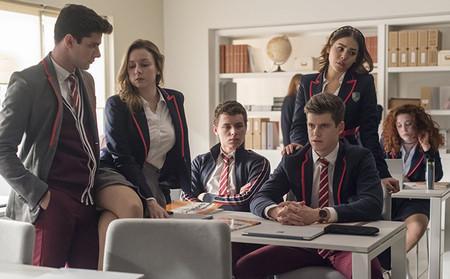 Elite Las Mejores Series De Netflix Segun La Critica
