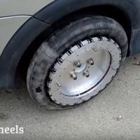 Video: Ruedas para ir en cualquier dirección, dile adiós a los problemas para estacionarte