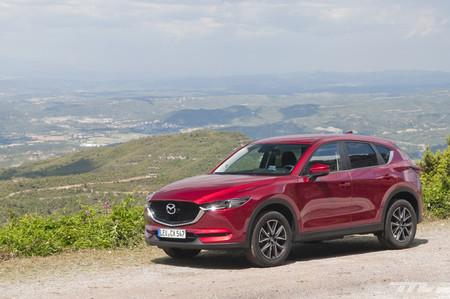 Mazda CX-5 2017, a prueba: el SUV estrella de Mazda se renueva para ser mejor en todo