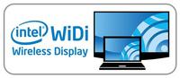 La tecnología WiDi nos permite conectar el ordenador a la tele sin cables