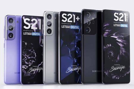 Samsung Galaxy S21 Letsgodigital 01