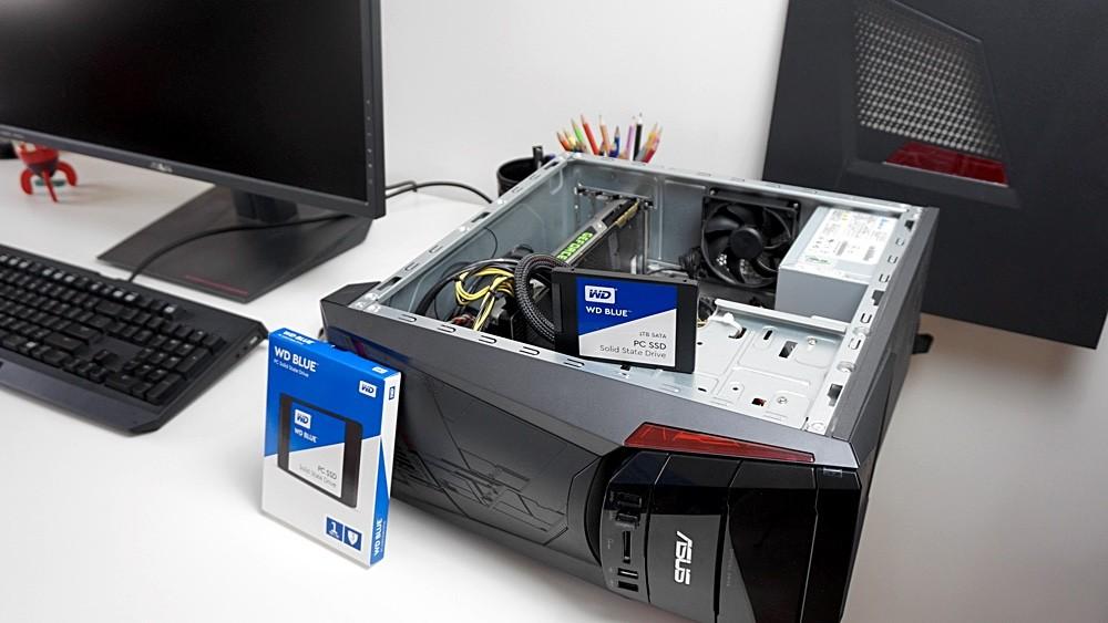 Foto de WD Blue SSD prueba (1/7)