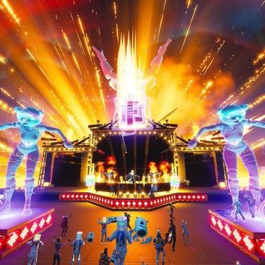 10 millones de espectadores siguieron el histórico concierto de Marshmello en 'Fortnite'