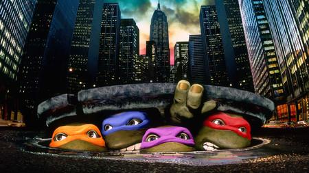 """'Tortugas Ninja': 30 años del salto al cine en una aventura... """"¡de puta madre!"""""""