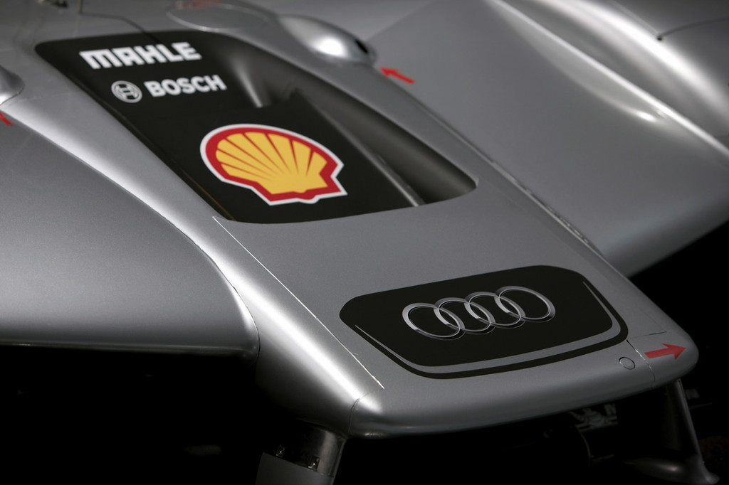 Foto de Audi R15 Estudio (9/48)