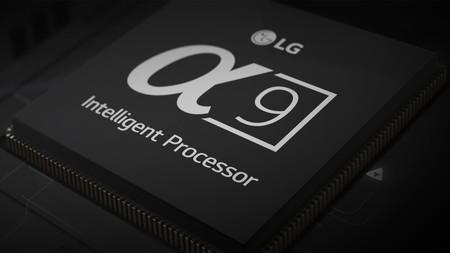 Lg Thinq Alpha 9 Intelligent Procesor