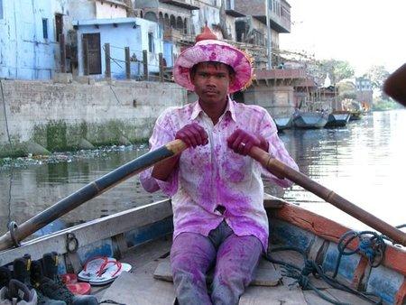 Caminos de India: de vuelta a Mathura