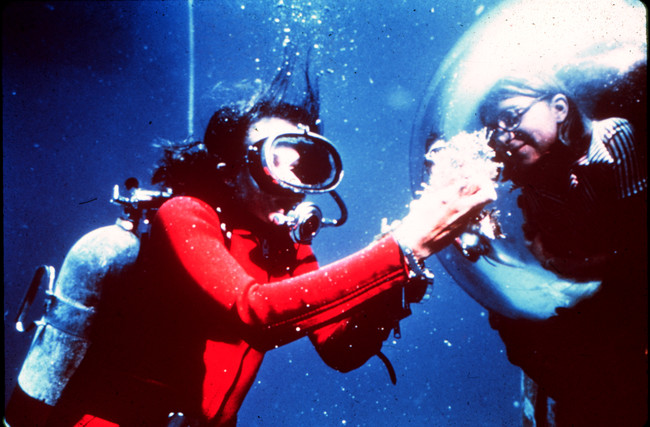 Sylvia Earle, una oceanógrafa y heroína del planeta que acaba de convertirse en el Premio Princesa de Asturias de la Concordia