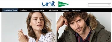 Ya tenemos tienda de El Corte Inglés en AliExpress: los precios son baratos y los envíos desde España