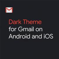 Gmail comienza a activar su tema oscuro en Android y iOS