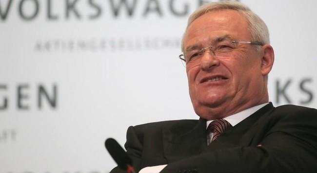 Martin Winterkorn, presidente de Volkswagen con el Dieselgate, será juzgado en Alemania