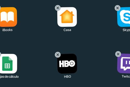 Cómo desinstalar aplicaciones en un iPad Pro con iOS 11